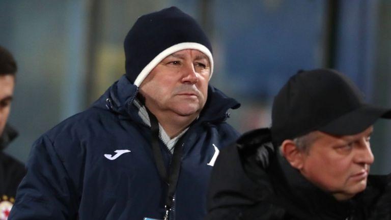 Стоянович потвърди за зимния лагер в Хърватия и обясни за ситуациите с Обертан и Робърта