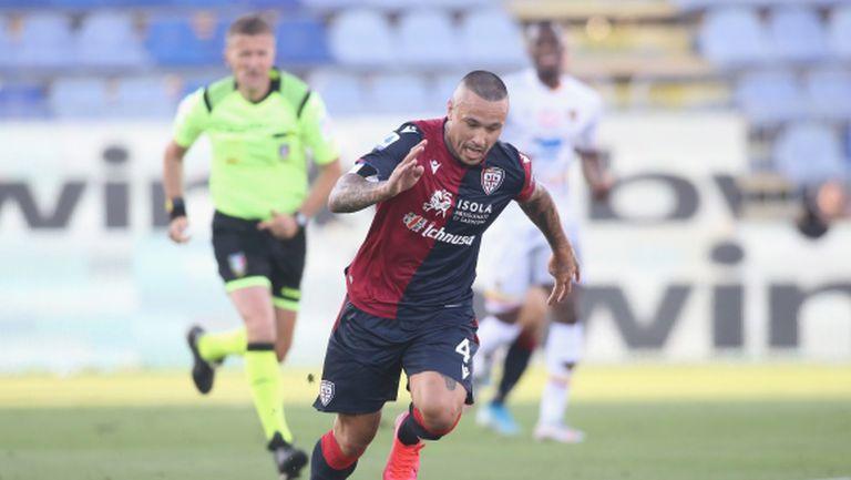 Наинголан загубил радостта си от футбола в Интер