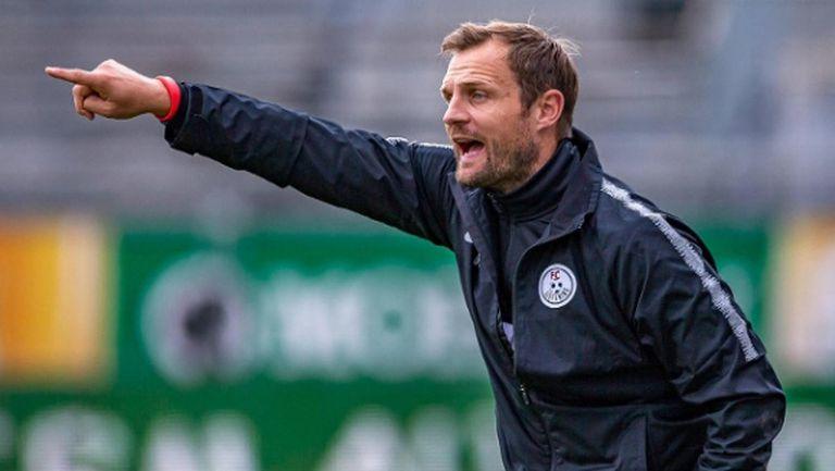 Обявиха новия треньор на Майнц 05