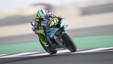 Валентино Роси обясни най-слабата си квалификация в MotoGP