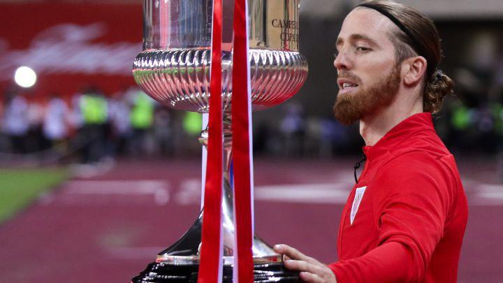 Предизвика ли капитанът на Атлетик загубата на финала? (видео)