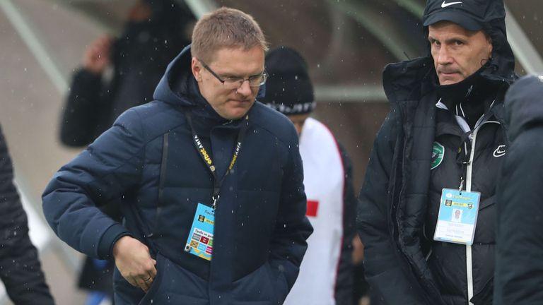 Дамбраускас се чуди кой да води атаката срещу ЦСКА-София