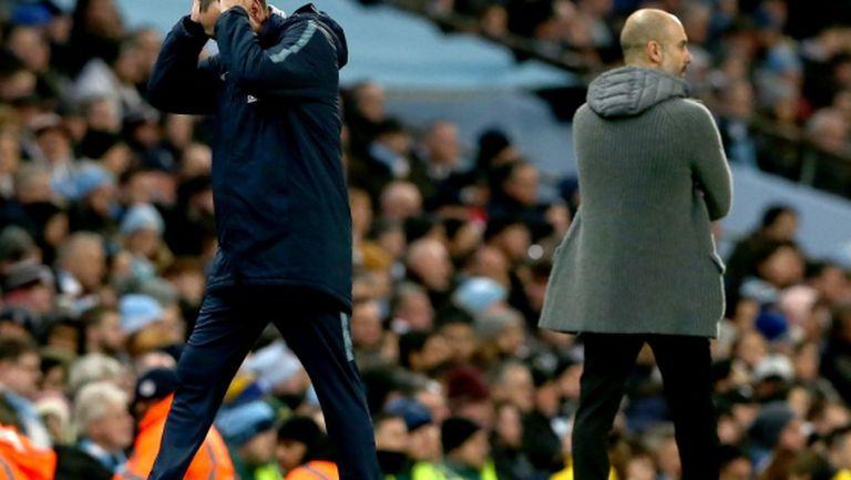 Ще си научи ли този път Челси дадения от Ман Сити урок