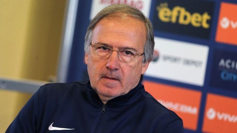 Дерменджиев: Искам да върнем ДНК-то на Левски, още нямам договор с клуба