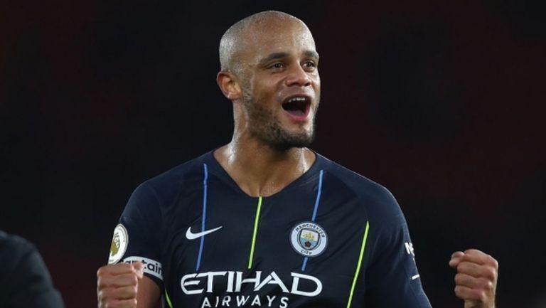 Манчестър Сити предлага нов договор на капитана си