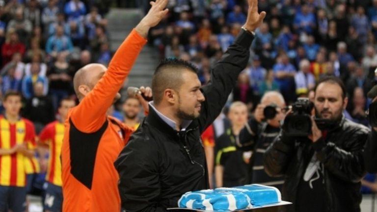 Валери Божинов стана на 33 години