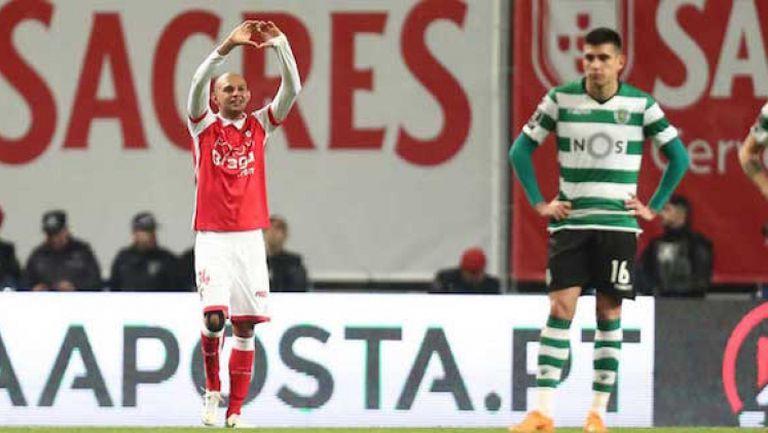 Брага - Спортинг (Лисабон) 1:0