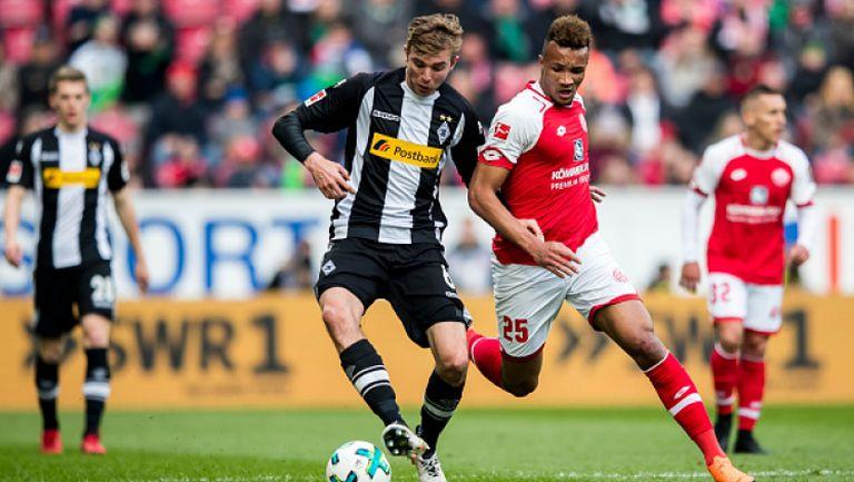 Майнц 05 - Борусия (Мьонхенгладбах) 0:0