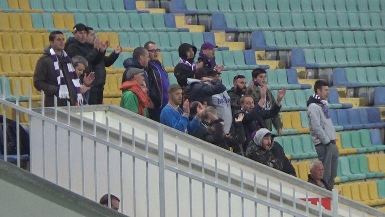 """Агитката на Етър на """"Васил Левски"""" срещу Септември"""