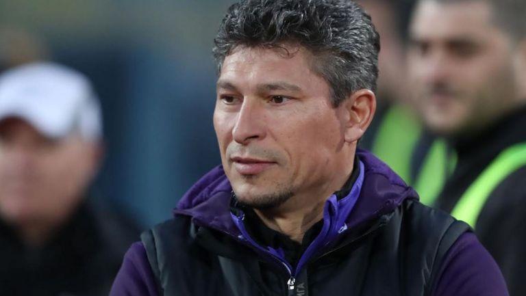 Балъков: Всеки мач играем добре, с изключение на този срещу Лудогорец