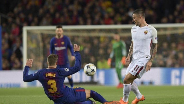 Барселона - Рома 4:1