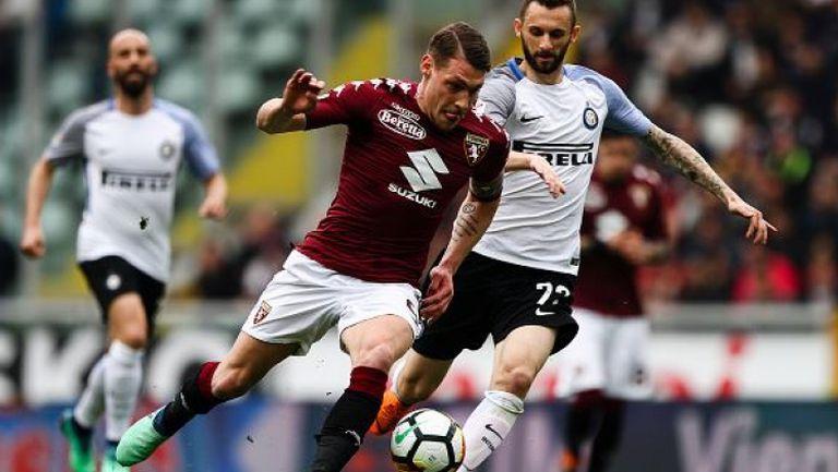 Торино - Интер 1:0