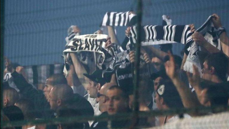 Славистите отбелязаха 105-ата си годишнина на мача с Ботев