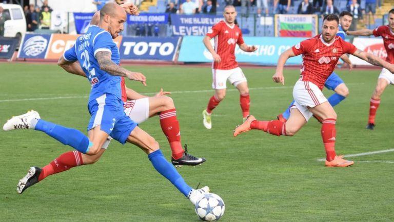 ЦСКА-София - Левски 0:2