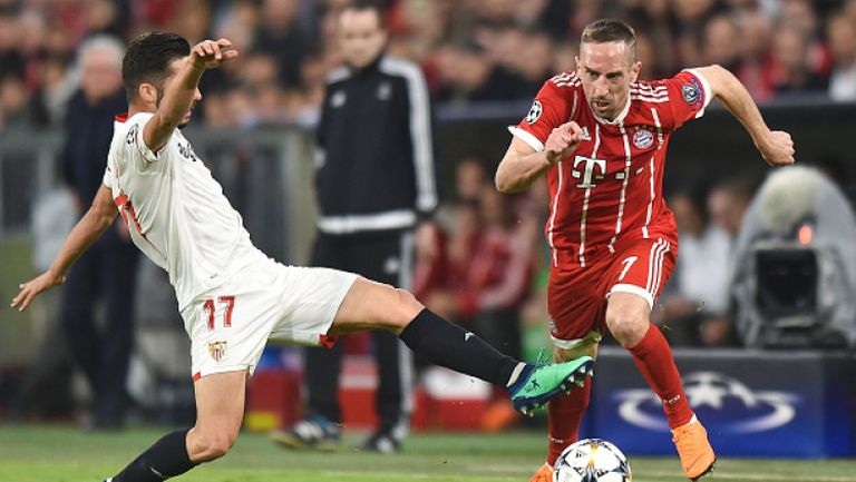 Байерн (Мюнхен) - Севиля 0:0