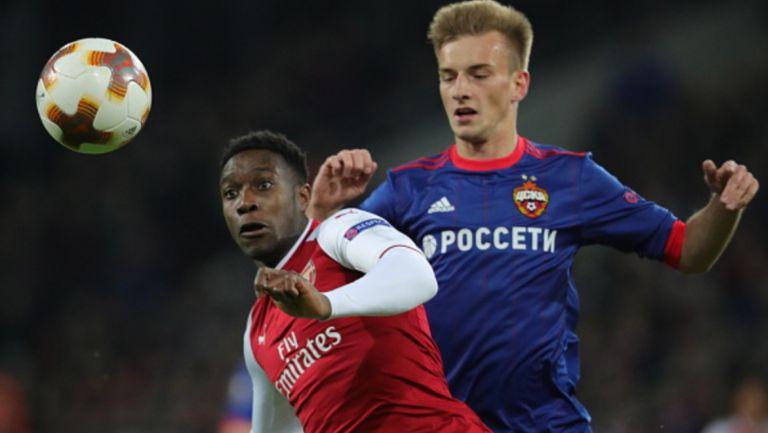 ЦСКА (Москва) - Арсенал 2:2