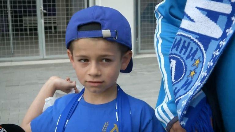 Феновете на Левски: Очакваме победа срещу Лудогорец