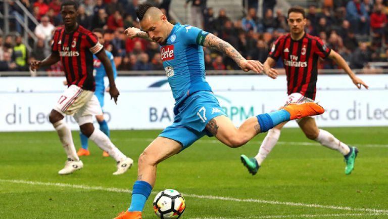 Милан - Наполи 0:0