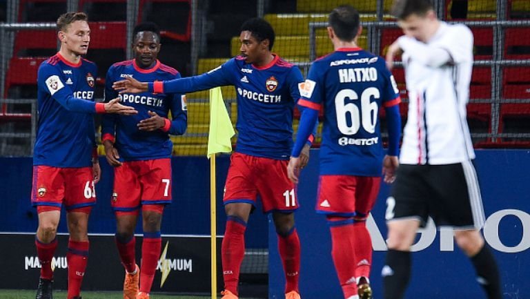 20-годишен талант изведе ЦСКА Москва до убедителна победа