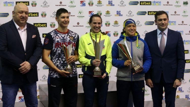 Шампионката Станимира Петрова: Трябваше да сменя стила си, но съм щастлива