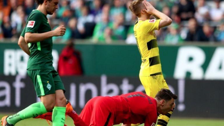Борусия не успя да победи Вердер, Лайпциг се отдалечи от ШЛ