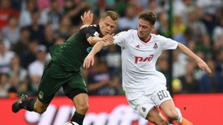 Краснодар - Локомотив (Москва) 2:0
