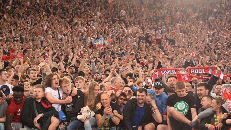 Феновете на Ливърпул: Да върнем Купата у дома