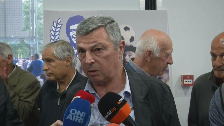 Георги Цветков: Рядко се раждат хора, като Гунди