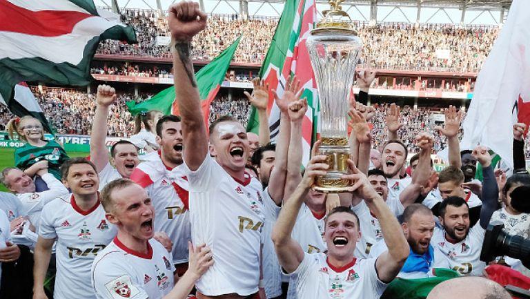 Локомотив (Москва) е новият шампион на Русия