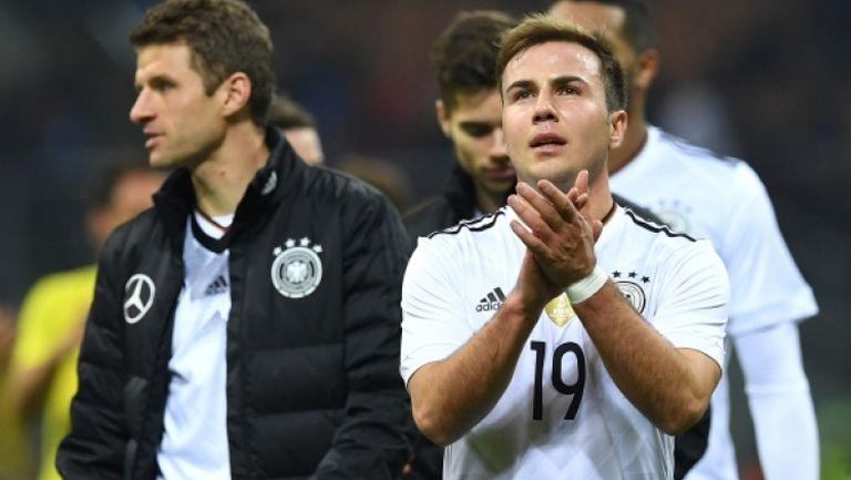Йоахим Льов: Съжалявам за Гьотце, дано Нойер може да играе в Русия