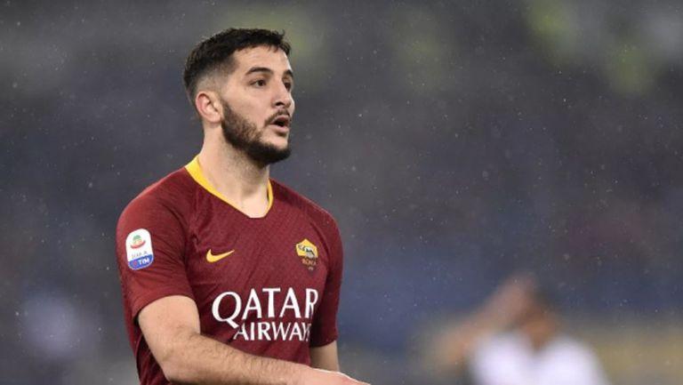 Рома вдигна Манолас за дербито