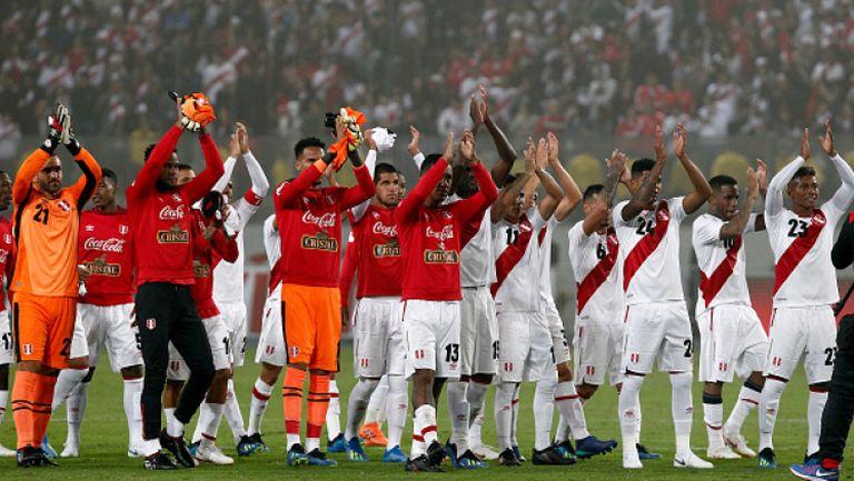 Перу победи в последната си контрола у дома преди Mондиала