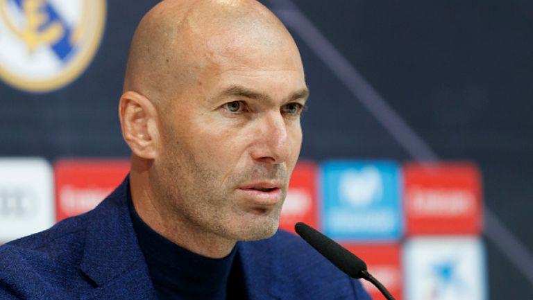 Зидан изненадващо напусна Реал Мадрид