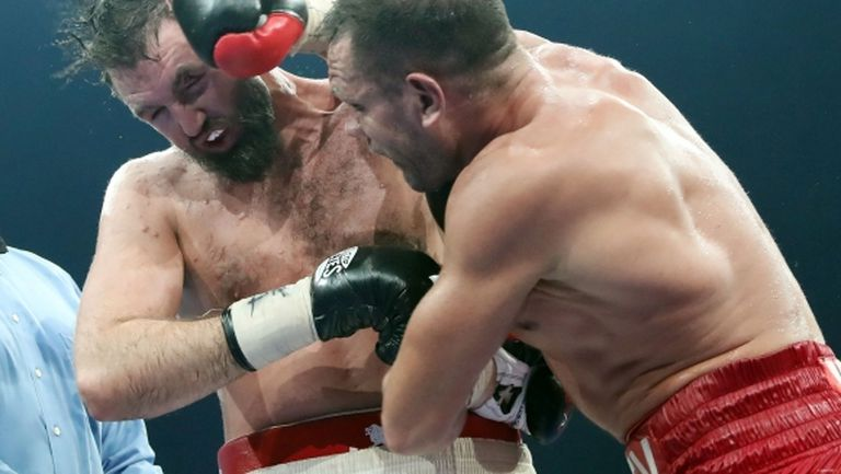 Кубрат Пулев: Продължавам пътя си към световната титла
