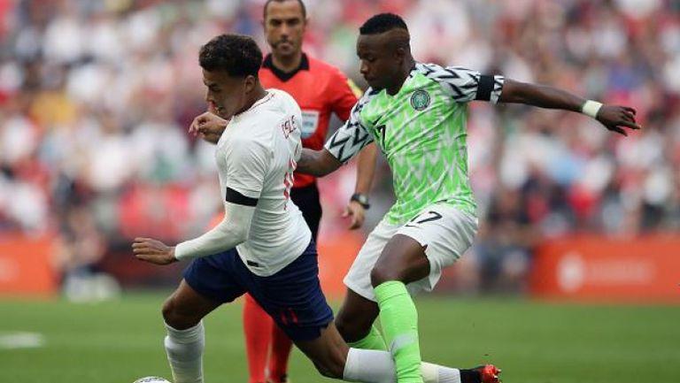 Англия - Нигерия 2:1