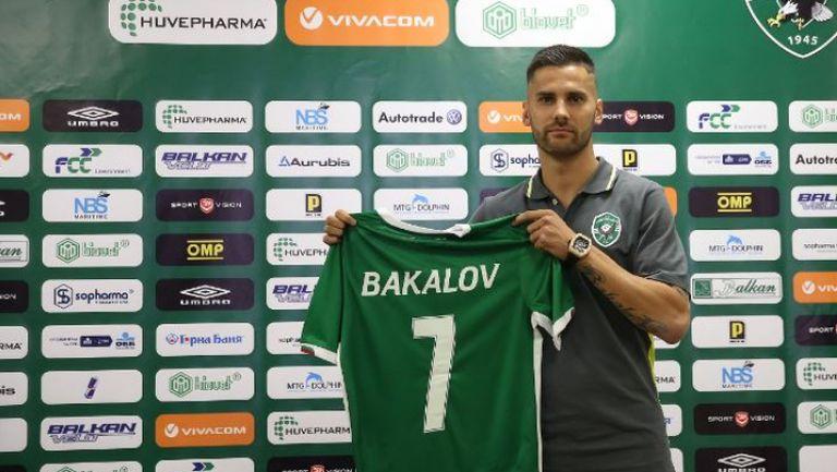 Димо Бакалов: Лудогорец върви нагоре
