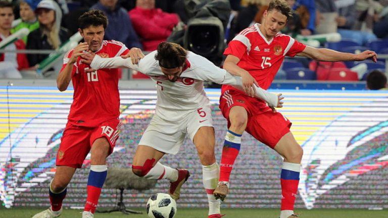 Русия не победи и в последната си контрола преди Мондиала