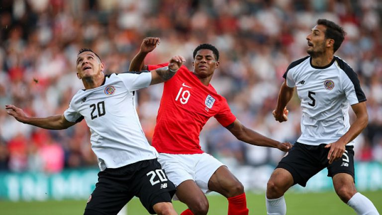 Англия - Коста Рика 2:0