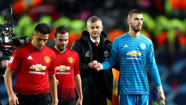 Де Хеа е най-добрият в света, убеден е мениджърът на Юнайтед