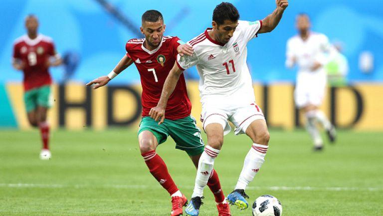 Автогол в продължението провали Мароко срещу Иран