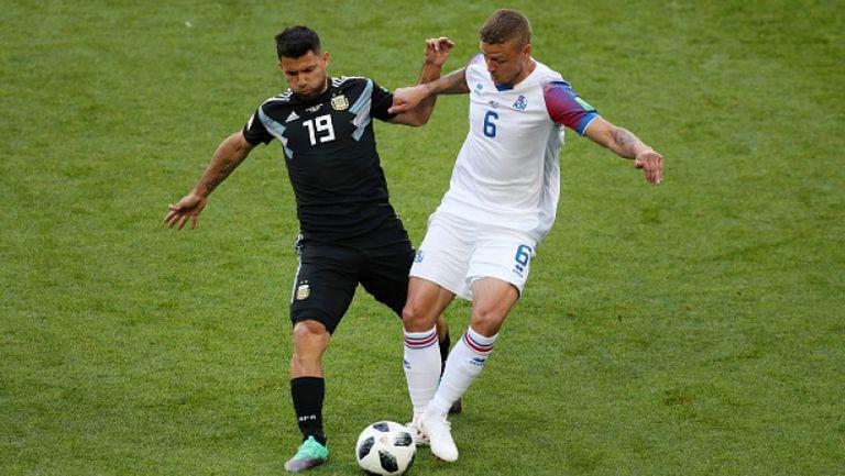 Исландия спря Аржентина, Меси пропусна дузпа