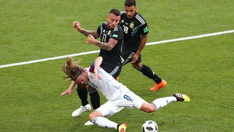 Имаше ли дузпа за Аржентина срещу Исландия