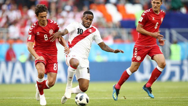 Дания оцеля срещу Перу и започна с победа на Мондиал 2018
