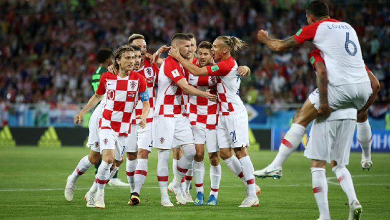 Хърватия надигра и победи Нигерия с 2:0