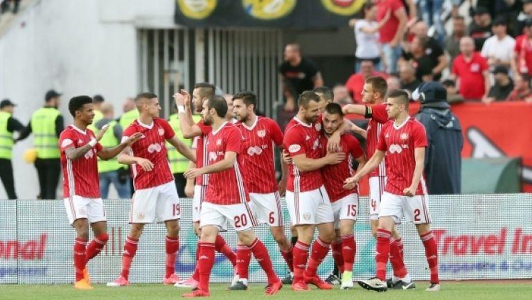 ЦСКА-София победи Етър в първата си лятна контрола