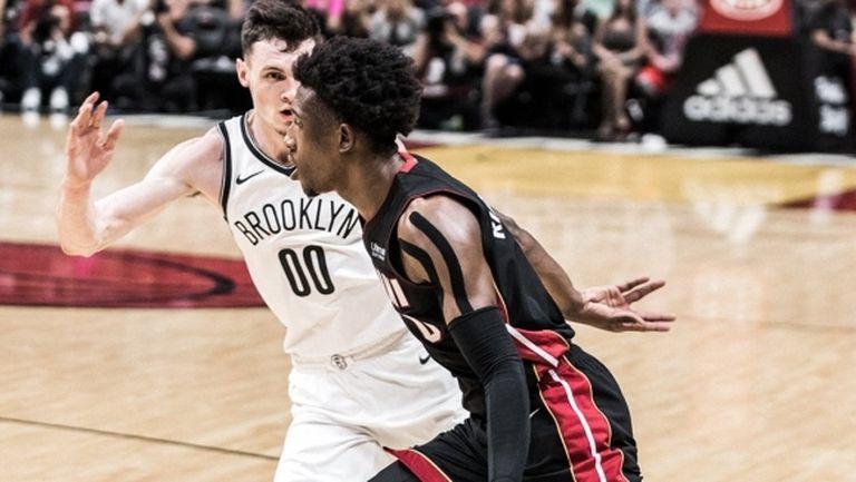 Маями постигна най-убедителната си победа от началото на сезона в НБА
