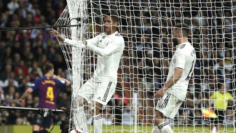 Жозе за Реал: Това не беше играта на щастлив отбор
