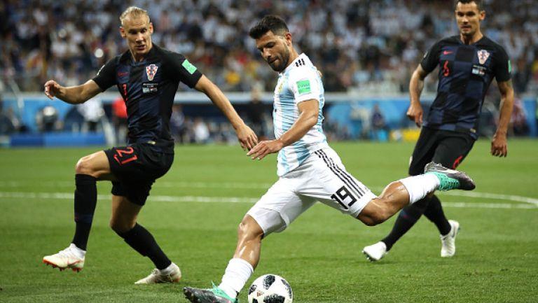 Хърватия се подигра с Меси и Аржентина