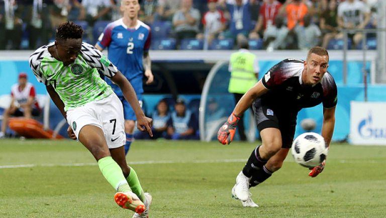 Ахмед Муса развинти защитата на Исландия за 2:0