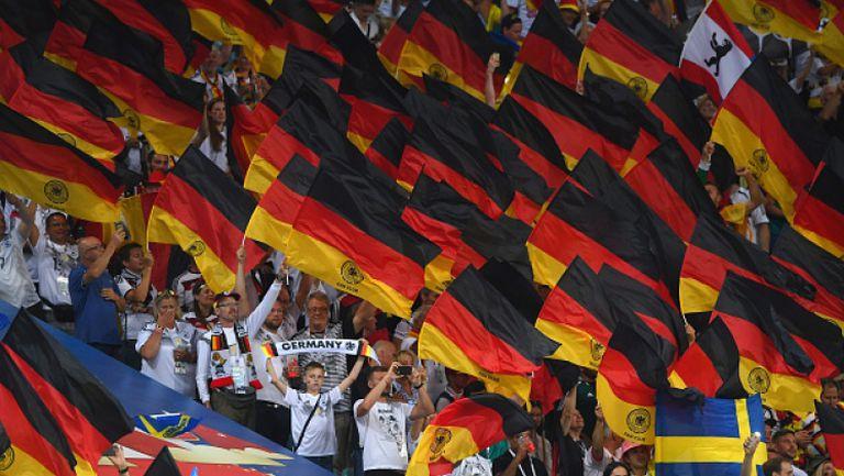 Еуфория в Берлин след драмата срещу Швеция